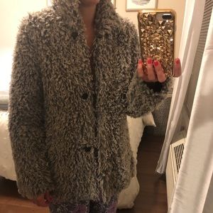 H&M Jackets & Coats - Teddy Coat